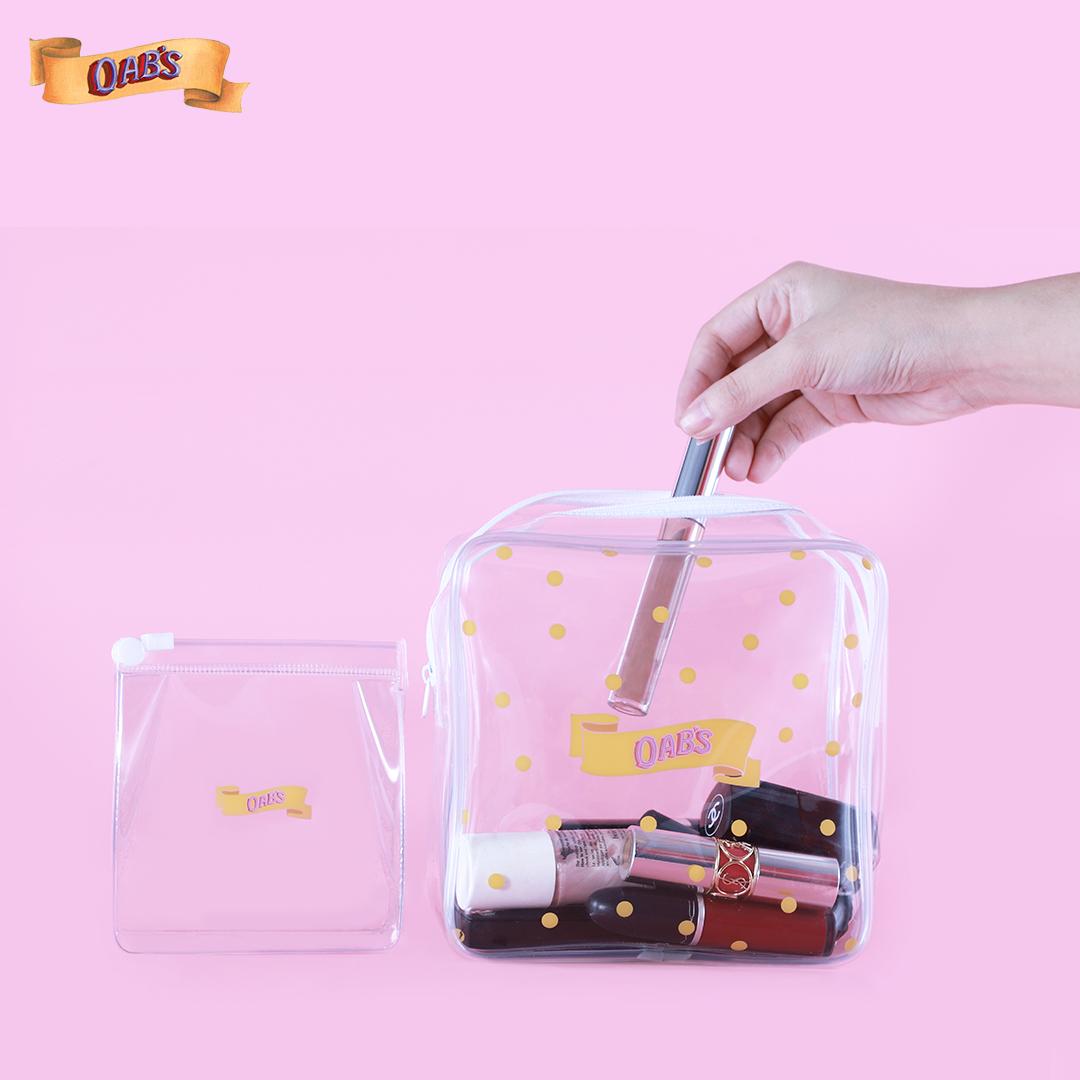 Oab's Online Exclusive Set เซทสุดคุ้ม แถมฟรีกระเป๋า 2 ใบ ราคา 449.- บาท