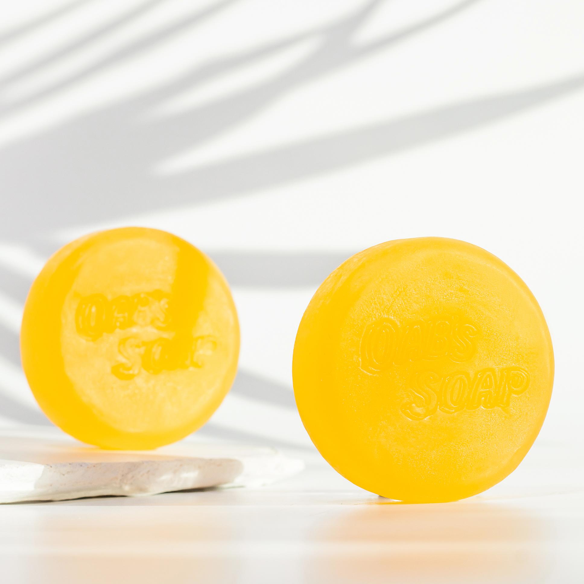 ซื้อ 1 แถม 1 Oab's Moonlight Honey Drop สบู่ล้างหน้าน้ำผึ้ง โอปโซพ ขนาด 80 กรัม